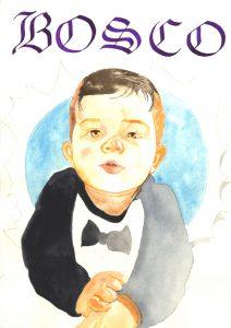 portada de libro Bosco