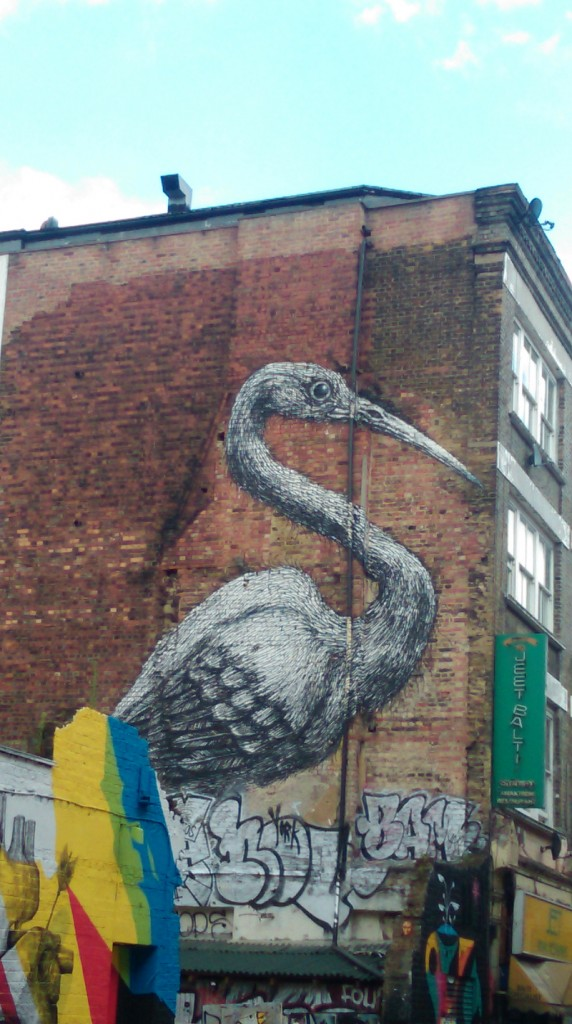 el-buitre-street-art-londres