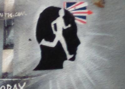 Brexit street art