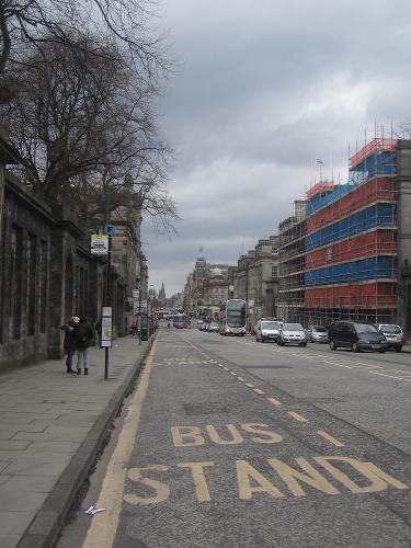 Edimburgo, bicis y mi yo vehículo